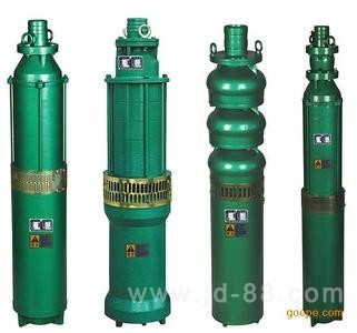 深井潜水泵型号