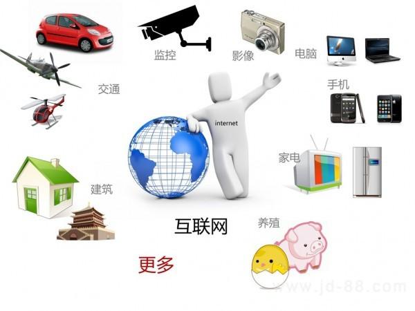 物联网将引爆传感器产业链