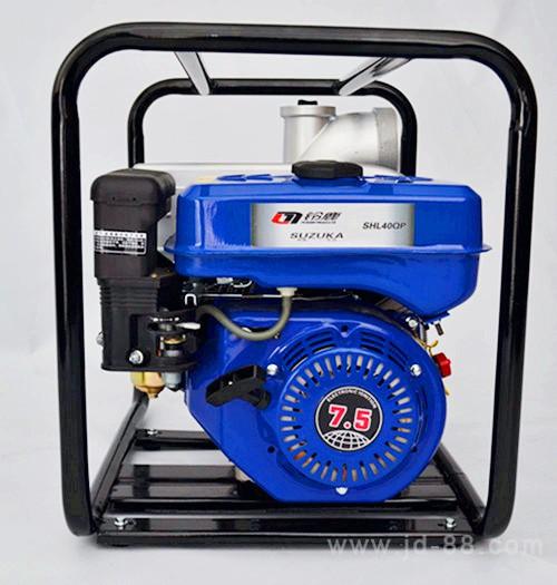 汽油机一般采用往复活塞式结构,由本体,曲柄连杆机构,配气系统,供油系