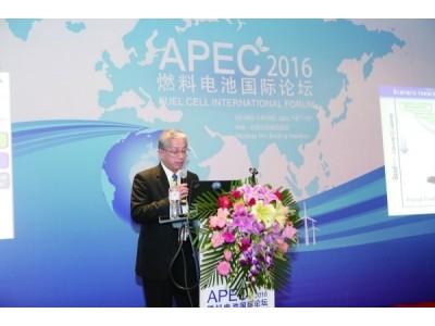 APEC燃料电池国际论坛在京召开