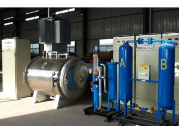 大型臭氧发生器放电管材料的使用寿命