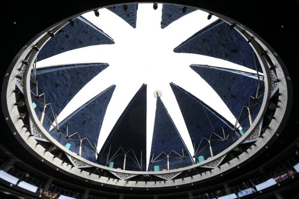 这是全球最大开合穹顶