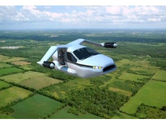 首个飞行汽车专业面世!未来人类出行都靠飞?