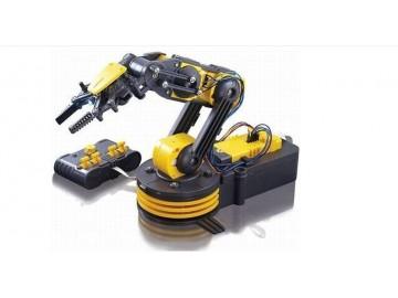快速更换装置在工业机器人机械手上的应用 (4906播放)