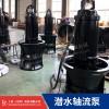 节能直连电机350QZ-70潜水轴流泵参数选型